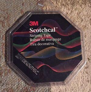 3M-Scotchcal-Pin-Striping-Tape-72365-5-16-034-x-150-039-Dark-Blue-Metallic