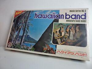 Nichimo Ms0803-800 Hawaiiand Band - Série musicale No.3 Echelle 1/8 Vintage