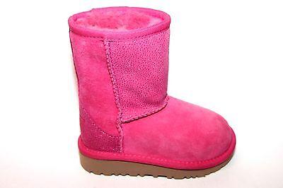 f68756e4e0a UGG Kids Toddler Classic Short Serein 1013259T Diva Pink Size 6 NWOB ...