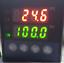 Indexbild 2 - Rampe Einweichen Temperaturregler Kiln SSR Thermoelement programmierbare Steuerung 1/16