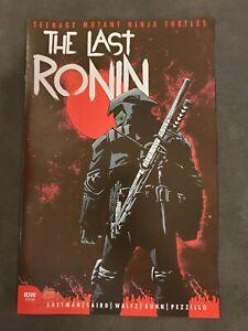 tmnt the last ronin comic
