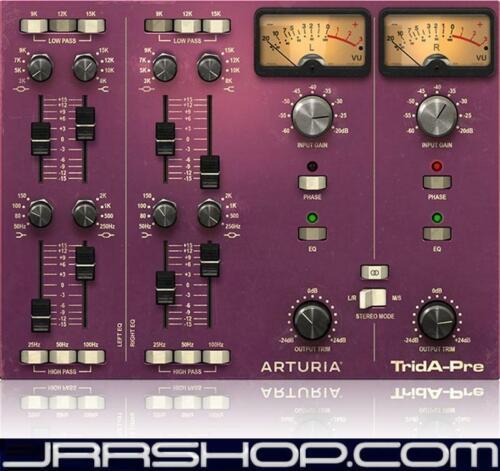 Arturia TridA-Pre eDelivery JRR Shop