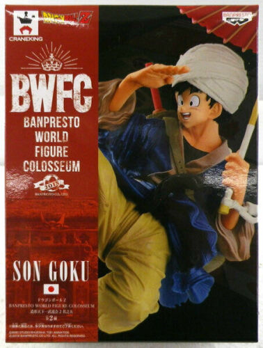 Dragon Ball Z WORLD FIGURE COLOSSEUM Vol.5 Son Goku A Normal color ver JP***