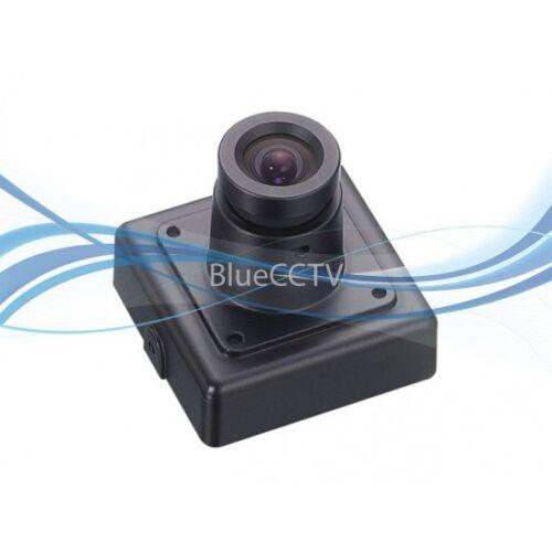 KT/&C E700NUB Mini SECURITY CAMERA 700 TVL WIDE Lens SONY Effio 2D-DNR ATR WDR