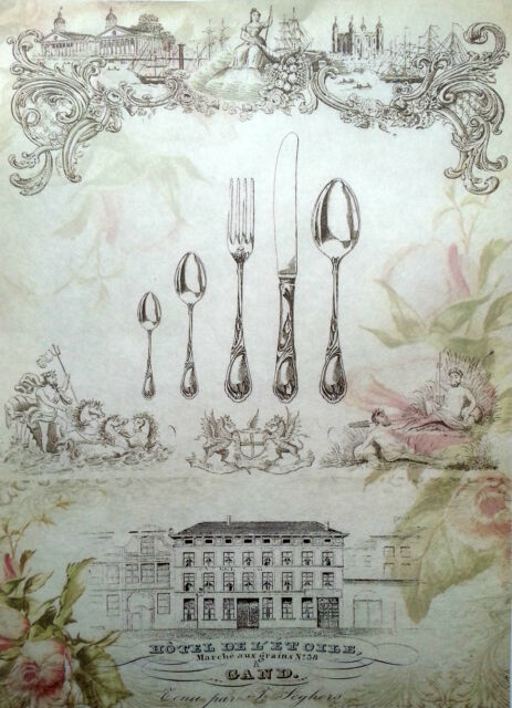 Rice Decoupage Paper / Decoupage Sheets  / Scrapbooking / Cutlery 1  / Vintage