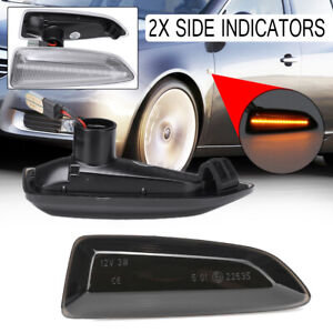 LED-Side-Repeater-Indicator-Light-For-Astra-J-K-Opel-Vauxhall-Insignia-B