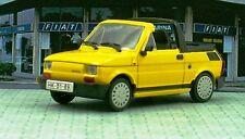 FIAT 126 P CABRIO gelb ( 1991 ) - 1/43 - IXO/IST -- NEW--NEU