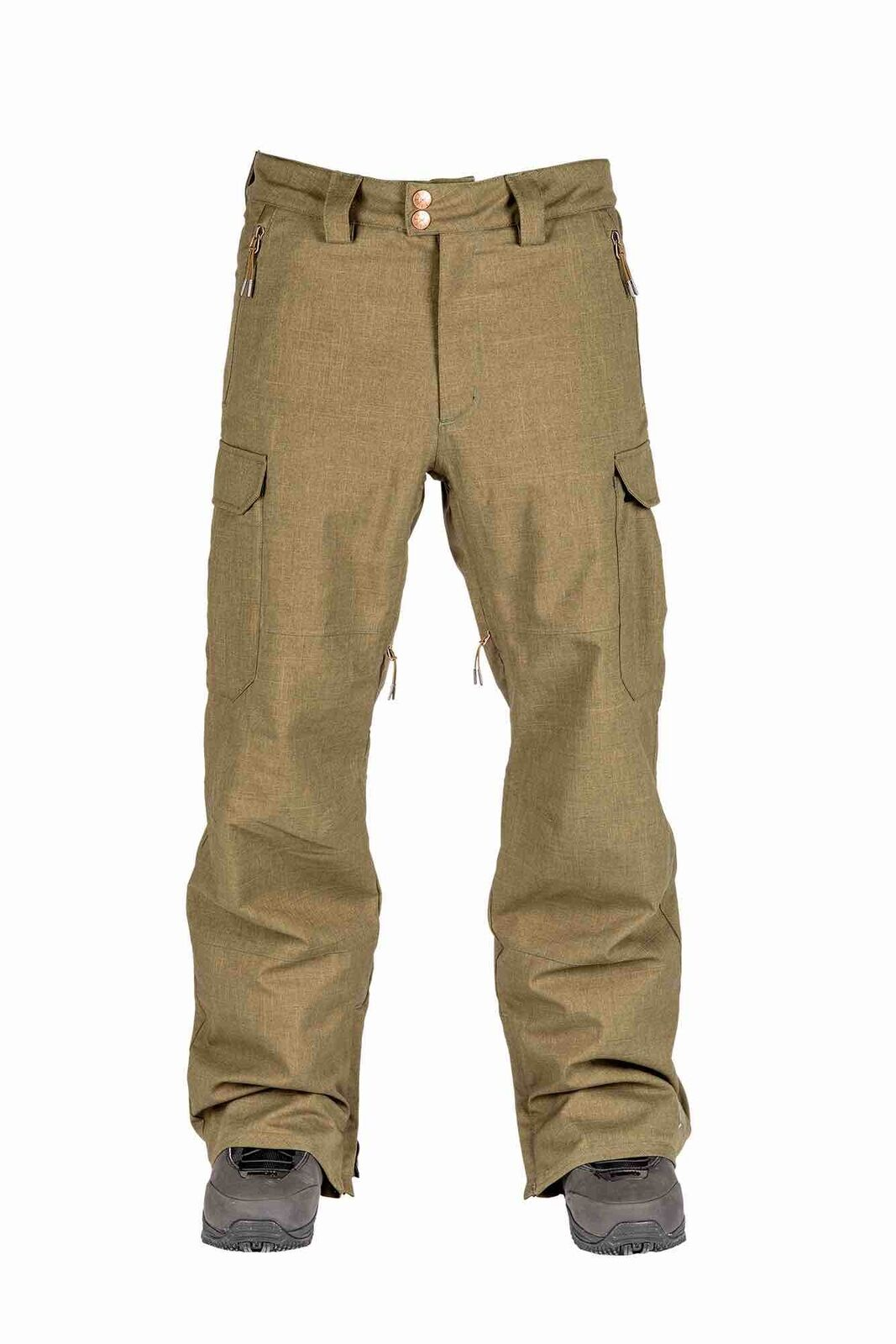 L1 Brigade Pant Military Herren Snowboardhose Skihose Snowboard Hose Outerwear