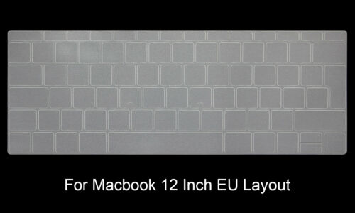 "TPU Keyboard Silicone Cover Skin Protector For Macbook Pro Air Retina 11/"" 12/"" 13"