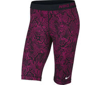 Nike Pro Vixen 11 Women's Compression Shorts 685157 607 Size : M
