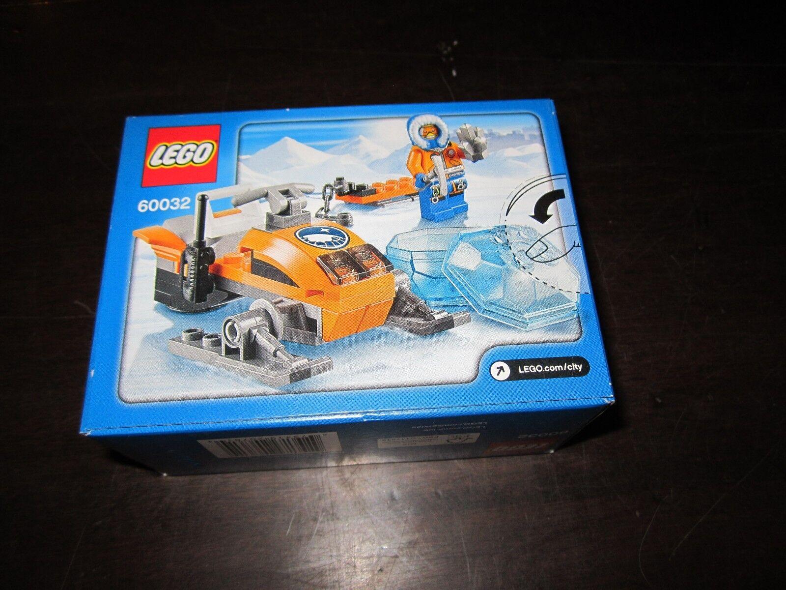 Lego City NEUF 60032 Arctic Ice Crawler Crane  ICE LIFT Building Toy  sports chauds