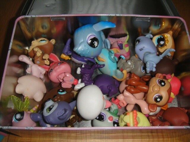 Littlest Pet Shop, LITTLEST PET SHOP FIGURER