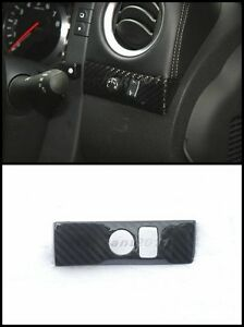 Details about Dry Carbon Interior Fit For 08-16 Nissan R35 GTR RHD RSW  Mirror Control Cover