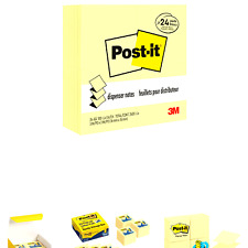 Post It Pop Up Notes 3 In X 3 In 24 Pads Americas 1 Favorite Sticky Note