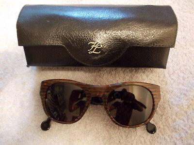 Karl Lagerfeld Original Sonnenbrille 4301 Inkl. Etui - 80s Vintage - Top Rare!!!
