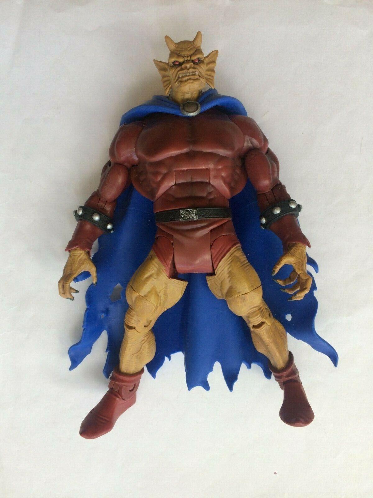 Mattel Mattel Mattel DCUC DC Universe Classics 6   ETRIGAN THE DEMON  loose + complete 60a541