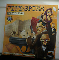 City Of Spies Board Game: Esotril 1942