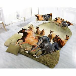 Animal-Photographic-Print-Duvet-Quilt-Cover-Bedding-Set-amp-Pillowcases