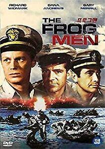 THE-FROGMEN-1951-RICHARD-WIDMARK-NEW-WORLDWIDE-ALL-REGION-DVD-NTSC-UK-SELLER
