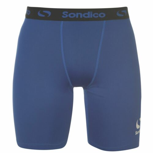 Sondico Mens Core 6 Base Layer Shorts Baselayer Pants Trousers Bottoms