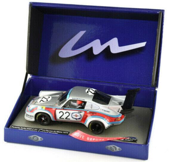 Le Mans Miniatures Porsche 911 RSR LE MANS 1 32 Slot Car 132042EVO 22M