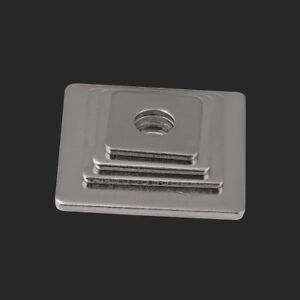 Image is loading A2-STAINLESS-STEEL-METRIC-M3-M16-SQUARE-PLATE- & A2 STAINLESS STEEL METRIC M3-M16 SQUARE PLATE WASHER MARINE GRADE ...