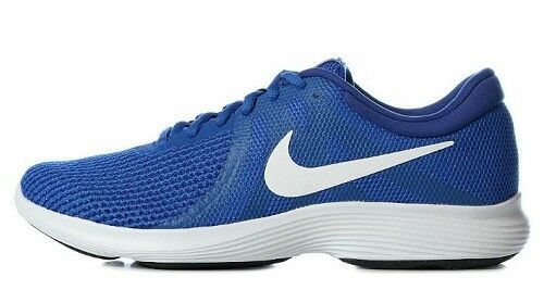 357bd0fcd53d4 NIKE Revolution 4 bluee Men s Running shoes Athletic Sneakers 908988-400 NEW