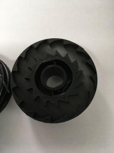 2 X SPOOL /& LINE FITS Qualcast 36 V du PERCO GT36Li YT7421-03 pièce de rechange