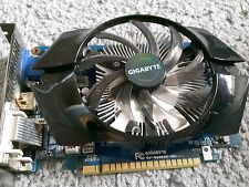 GIGABYTE NVIDIA GeForce GTX 650 (1024 MB) (GV-N650OC-1GI) Grafikkarte
