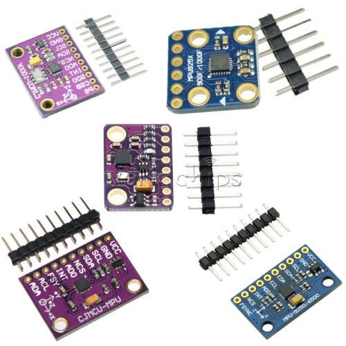 MPU9250 BMP180 BMP280 MS5611 10 DOF 9Axis SPI//I2C Accelerator Magnetometer Gyro