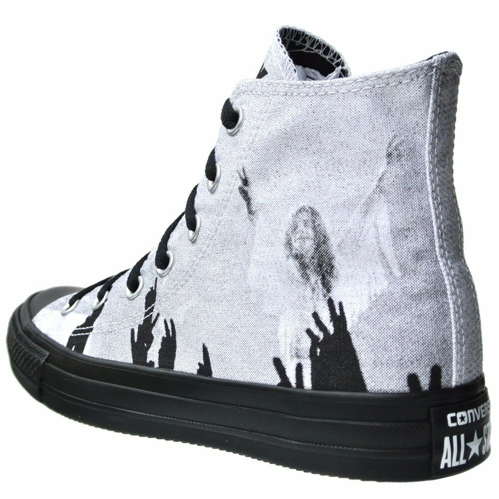 CONVERSE SCHUHE ALL STAR CHUCK UK 12 EU 46,5 BLACK SABBATH OZZY OSBOURNE LIMITED