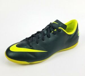 promo code 1fe74 59a2d Details about Nike Jr Mercurial Victory III Size 3.5 US Youth Indoor Soccer  509112-376