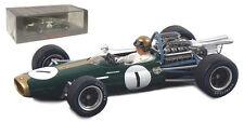 SPARK s4778 BRABHAM bt19 #1 2nd DUTCH GP 1967-JACK BRABHAM SCALA 1/43