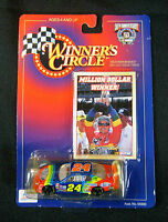 Nip 1998 Winner's Circle Jeff Gordon 24 Million Dollar Winner 1:64 Scale