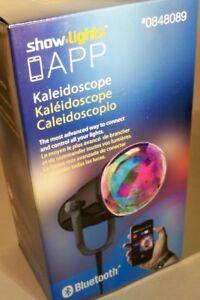 Show Lights LED Kaleidoscope Projector W//Phone APP Bluetooth LIGHT SHOW