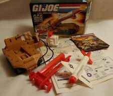 GI Joe Vehicle RPV Control Console UPPER RADAR 1988 Original Part