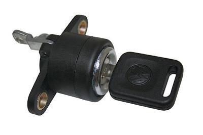 327827539 Original VW Rear Trunk Boot Lid Lock Barrel Cylinder with key Nos