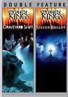 Graveyard Shift/silver Bullet 0883929343430 With Stephen King DVD Region 1