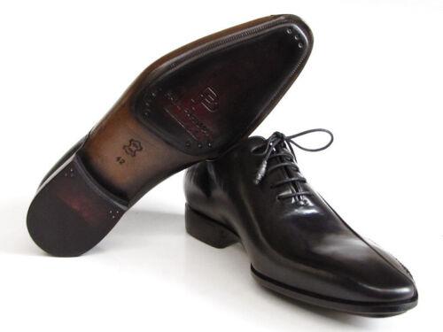 avec pour hommesCoutures supᄄᆭrieures lacets Paul Homme cuir et infᄄᆭrieures latᄄᆭrales en noir Parkman Ybyf6g7