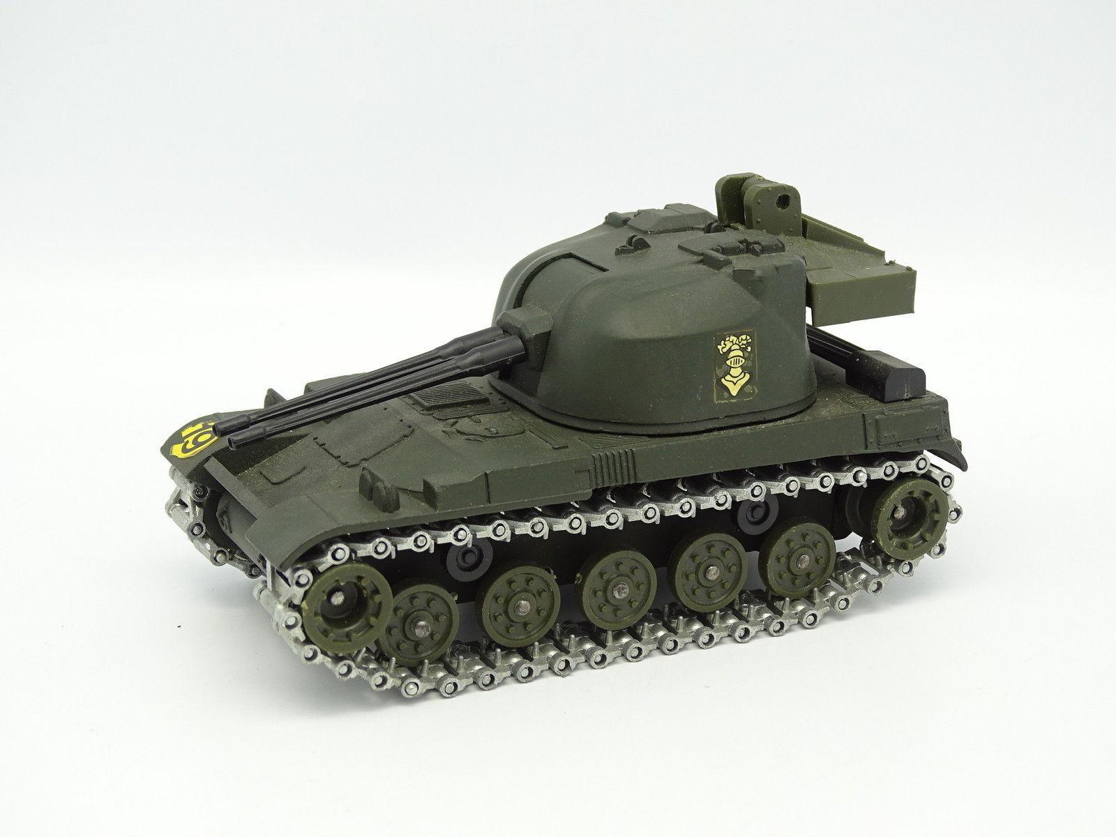 Solido Militaire Armée 1 50 - Char Tank Tank Tank AMX 13T Bi Tube Anti Aerien N°223 1707f5