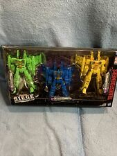 Transformers Siege War for Cybertron 3 Pack Rainmakers Seekers RARE Target Excl