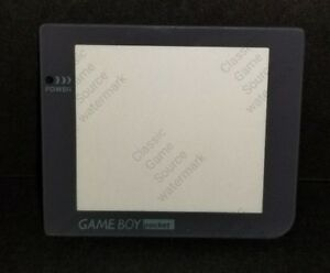 Real-Glass-Protective-Screen-Lens-for-Nintendo-Game-Boy-Pocket-W-Adhesive-D19