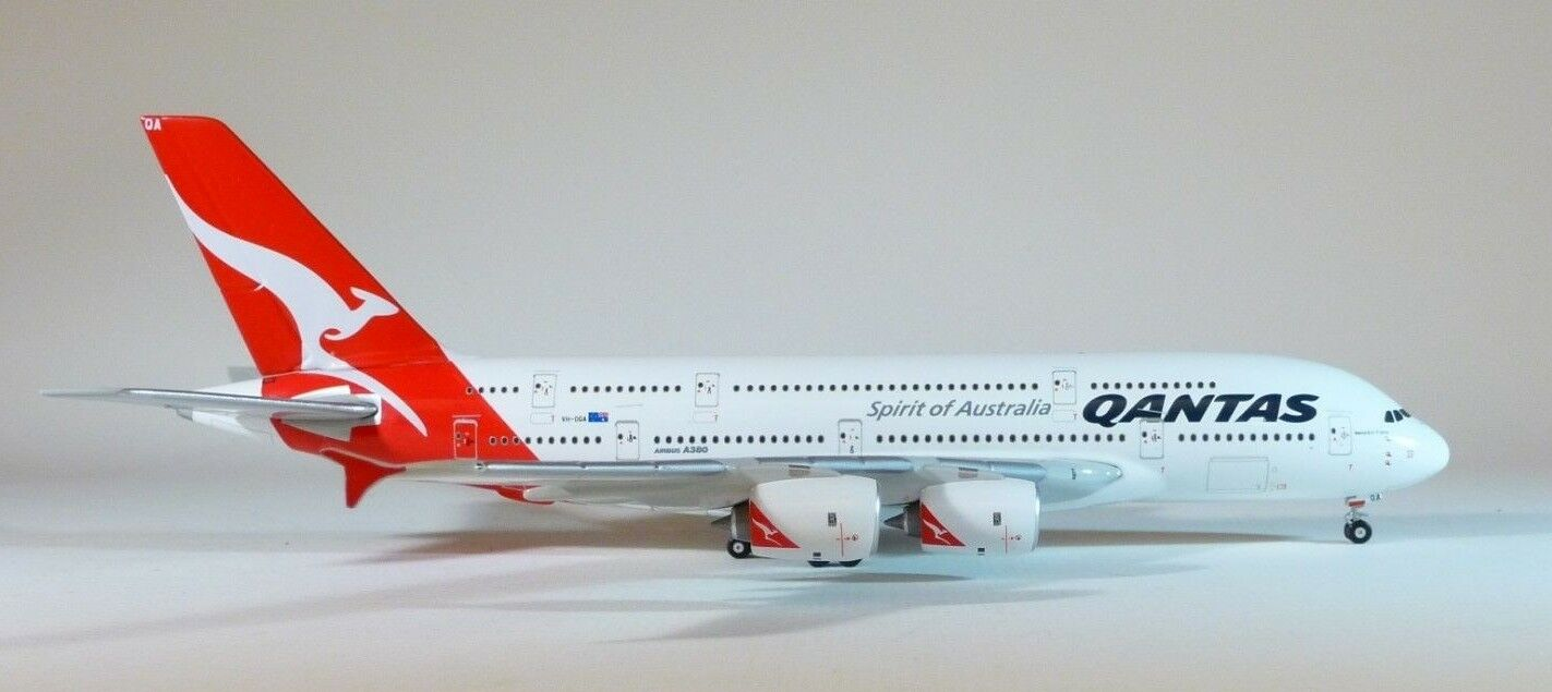 1 400 Gemini Jets Qantas Airways A380-841  Nancy Bird-Walton
