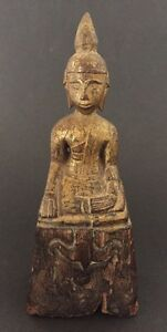 Buddha-Asia-Myanmar-Thailand-Laos-Holz-Burma-China