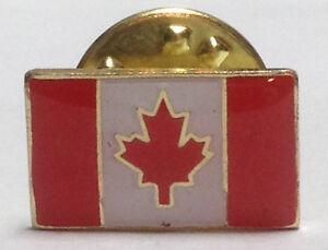 864561b2356 Canada Flag and Maple Leaf Lapel Pins - Bulk Lot of 100 (50 Flag