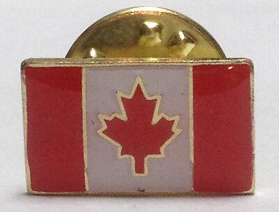 Canada Flag Lapel Pin Bulk Lot of 100