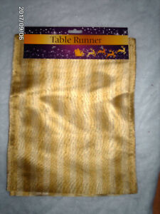 Gold-Table-Runner-perfect-for-Christmas-approx-130cm-x-22-cm