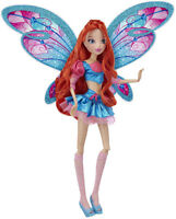 Winx Club 11.5 Bloom Deluxe Fashion Doll Believix Collection Fairy Nickelodeon
