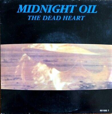 "Midnight Oil - The Dead Heart - Vinyl 7"" 45T (Single) | eBay"