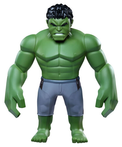 Hot Toys Artist Mix Hulk Bobble Head Avengers 2-15 cm